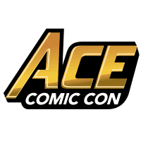 ACE Comic Con logo