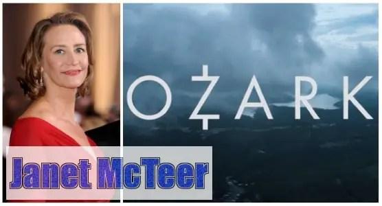 [Streaming] Netflix Adds Academy Award Nominee Janet McTeer to 'Ozark' Season 2