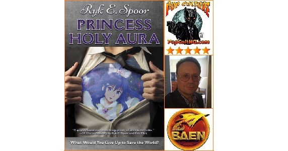 [Book Review] 'Princess Holy Aura' by Ryk E. Spoor
