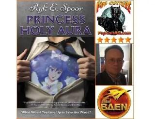Princess Holy Aura by Ryk E Spoor