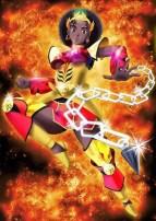 Princess Radiance Blaze by Morinekozion