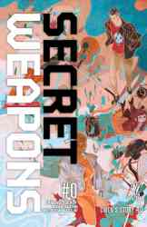SECRET WEAPONS: OWEN'S STORY #0 – Variant Cover by Sija Hong