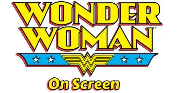 Wonder Woman On Screen