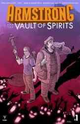 Armstrong and the Vault of Spirits #1 - Variant Cover by Ryan Bodenheim