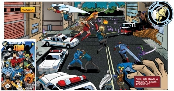 Actionverse #5