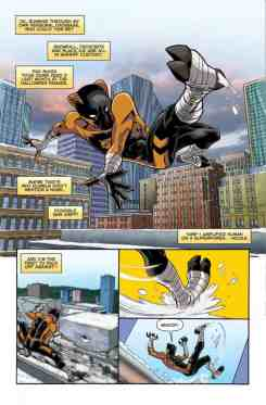 Actionverse #7 featuring Midnight Tiger