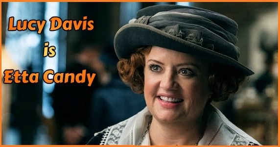 Should Lucy Davis Return as Etta Candy in Wonder Woman 2?