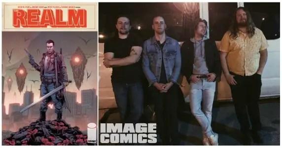 The Realm Vol. 1