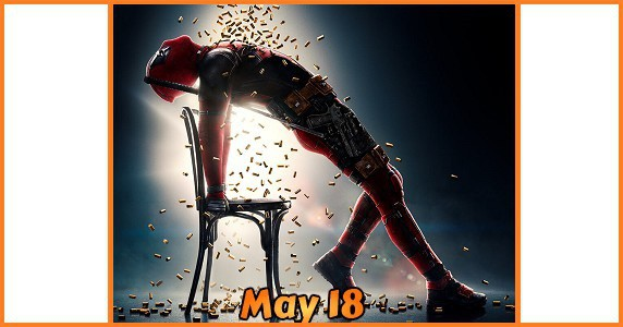 Flash Dance Deadpool