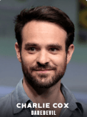 Charlie Cox appearing at C2E2 2018