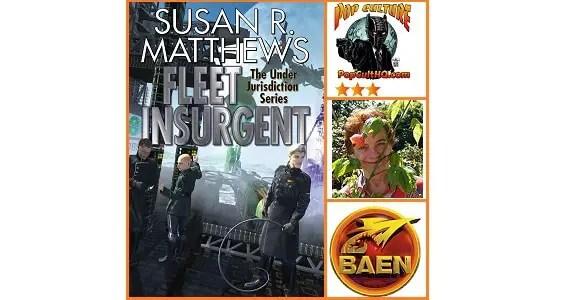 Fleet Insurgent by Susan R. Matthews