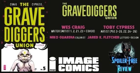 Gravediggers Union #5