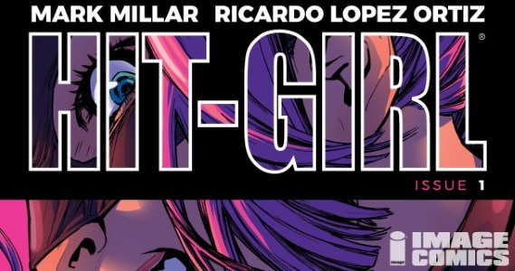 Hit-Girl #1 - Second Printing