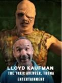 LLoyd Kaufman appearing at C2E2 2018