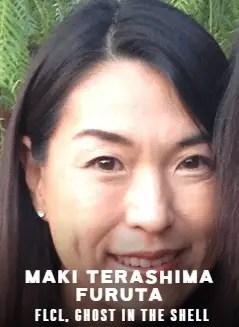 Make Terashima Furuta appearing at C2E2 2018
