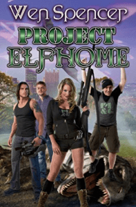 Project Elfhome by Wen Spencer