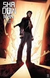 Shadowman #1 - Shadowman Icon Variant by TRAVEL FOREMAN