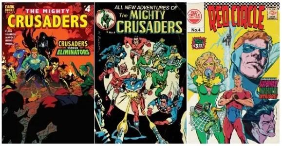 The Mighty Crusader #4 -
