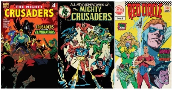 The Mighty Crusader #4 -