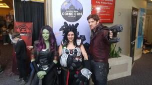 Capital City Comic Con by Tiffany Harvey