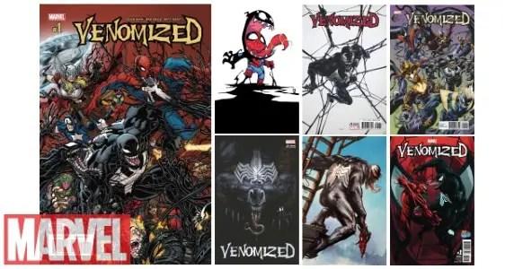 Venomized #1