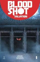 BLOODSHOT SALVATION #9 – Variant Cover by Juan Jose Ryp