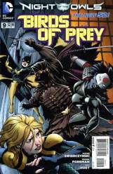 Birds of Prey (2011) #9
