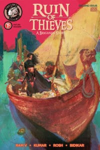 Brigands Ruin of Thieves #2 Cover C Anand