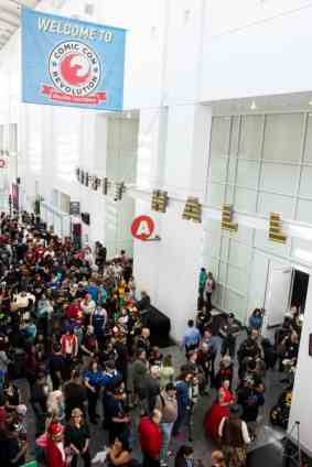 Comic Con Revolution