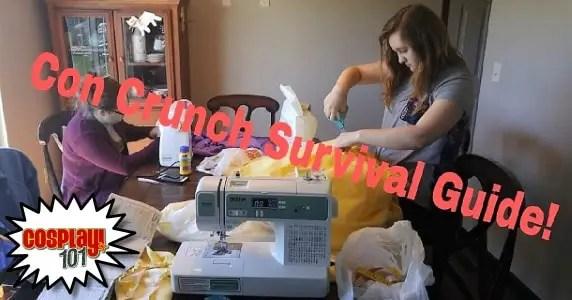 Con Crunch Survival