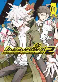 Danganronpa 2: Ultimate Luck and Hope and Despair cover