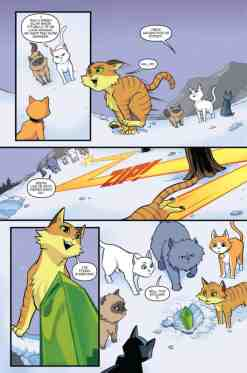 Hero Cats Volume 7 #19