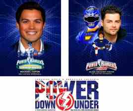 Michael Copon and Blake Anthony Foster