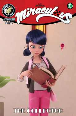 Miraculous The Collector Cover A