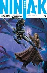 Ninja K Interlocking Variant by CLAYTON CRAIN