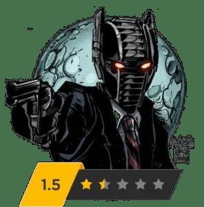 PopCultHQ Rating - 1.5 Stars
