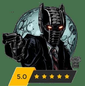 PopCultHQ Rating - 5 Stars