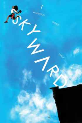 SKYWARD #1, 2nd printing by Jock