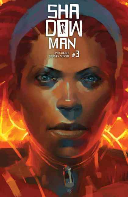 SHADOWMAN (2018) #3 – Cover A by Tonci Zonjic
