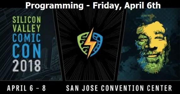 SVCC Friday Programming