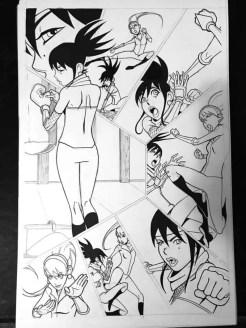 Shinobi: Ninja Princess #1: Lightning Oni page 16