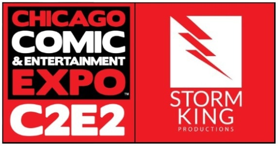 Storm King at C2E2 2018