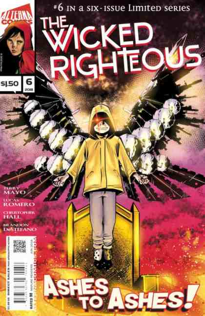 THE WICKED RIGHTEOUS #5 of 6