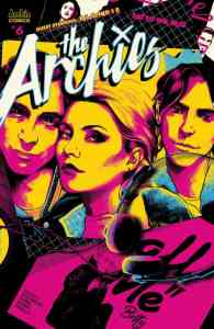 The Archies #6 - Cover C by Matthew Taylor
