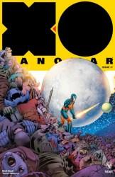 X-O Manowar Icon Variant by BARRY KITSON