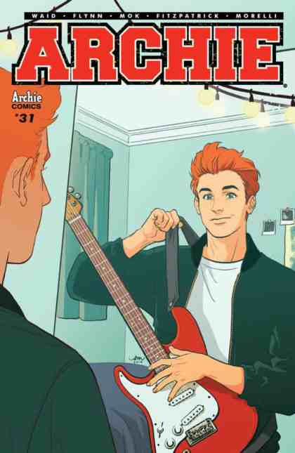 Archie #31 - Main Cover by Audrey Mok