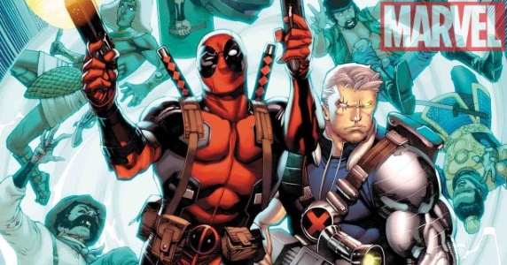 Cable and Deadpool Annual #1