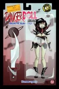 Danger Doll Squad Volume 2 #2 Cover E