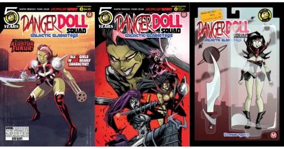Danger Doll Squad Volume 2 #2