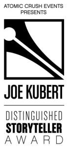 The Joe Kubert Distinguished Storyteller Award